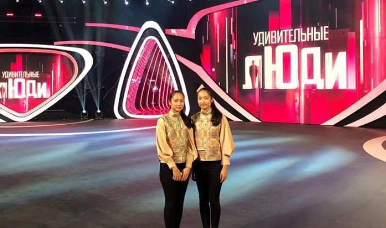 Ой тогтоолтын дэлхийн аварга охид Оросуудыг гайхшруулжээ