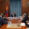 Монгол дахь Америкийн худалдааны танхимын төлөөлөгчидтэй уулзлаа