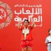 Х. Балжинням Тусгай олимпийн гүйлт, бөөрөнцөг шидэлтийн төрөлд алт, хүрэл медаль хүртлээ